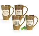 Fishing Stoneware Mug Fine Gifts