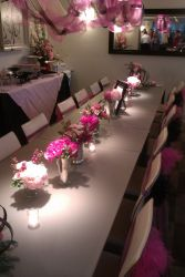 Fit for a Princess Centerpiece  in Austin, TX | PARKCREST FLORAL DESIGN