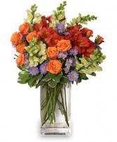 FLOWER POWER Vase Arrangement