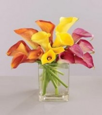 Flowers For A Year Deluxe Fresh Arrangement
