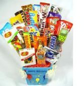 FOR CANDY LOVERS Gift Basket