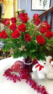 Free Small Box of Chocolates When You Order Early! Valentine's Day in Spokane, WA | THE GILDED LILY FLORIST