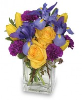 A TOUCH OF CLASS Floral Arrangement in Norfolk, VA | NORFOLK WHOLESALE FLORAL
