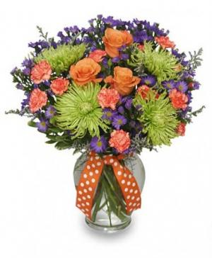 Beautiful Life Floral Arrangement in Claresholm, AB | FLOWERS ON 49TH