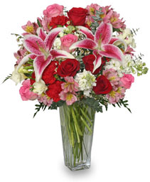ETERNALLY YOURS Flower Arrangement Best Seller in New York, NY | FLOWERS BY RICHARD
