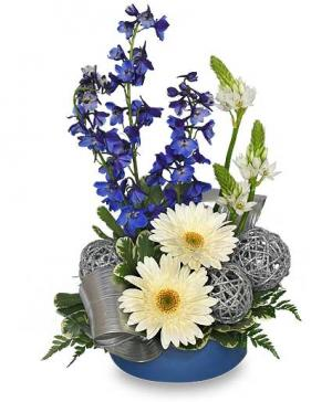SILVER BELLS Arrangement in Richland, WA | ARLENE'S FLOWERS AND GIFTS