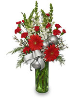 WINTER WISHES Bouquet in Springfield, MA | REFLECTIVE-U  FLOWERS & GIFTS