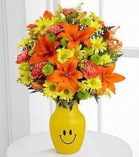 FTD Keep Smiling Bouquet