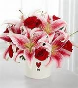 FTD Love and Romance Bouquet
