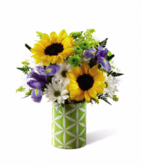 FTD Sunflower Sweetness Bouquet