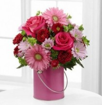 FTD The Color Your Day With Happiness
