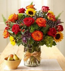 Garden of Grandeur™ for Fall Fall Arrangement
