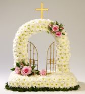 Gates of Heaven Sympathy flowers in Leominster, MA | DODO'S PHLOWERS
