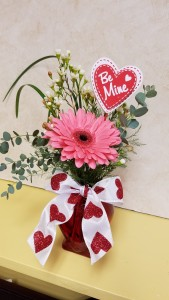 Gerbera Be Mine