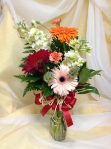 Gerbera Daisys Smiles Best Seller