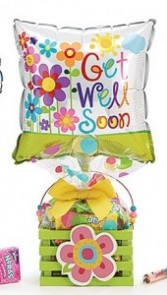 Get Well Gift Crate Gift Crate