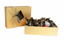 Gift Box Of Assorted Truffels Brockmann's Chocolates