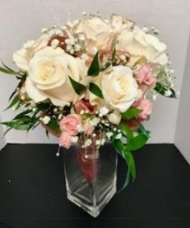 Give of Love Elegant Bridal Bouquet