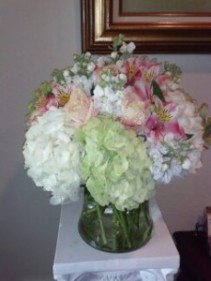 Gorgeous hydrangea floral mix Beautiful for any occasion