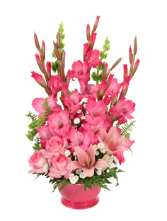 PICK-ME-UP IN PINK! Bouquet