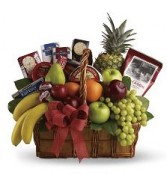 Gourmet and Fresh Fruit Basket