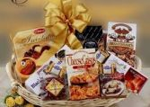 For You Basket Gourmet Basket in Edison, NJ | E&E FLOWERS AND GIFTS
