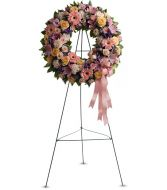 Graceful Wreath SY134