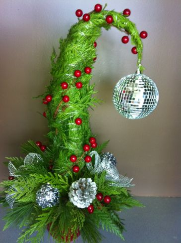 GRINCH TREE Christmas in Calgary, AB - MIDNAPORE FLOWER MAGIC
