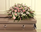 HALF CASKET FLOWERS FROM IMMEDIATE FAMILY From parents, children and all the grandchildren chose your colors, just call. in Las Vegas, NV | AN OCTOPUS'S GARDEN