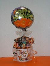 HAPPY HALLOWEEN Candy Gift Basket in East Hampton, CT | ESPECIALLY FOR YOU