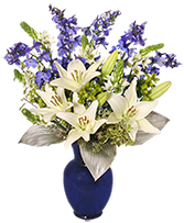 HAPPY HANUKKAH BOUQUET Holiday Flowers