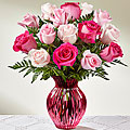 Happy Spring Mixed Roses Bouquet