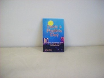 HAVE A POSITIVE DAY POEM BOOK GIFT