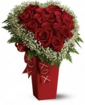 Heart and Soul  Arrangement T11Z102B() in Fairbanks, AK | A BLOOMING ROSE FLORAL & GIFT