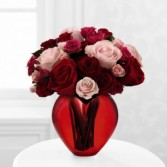 Heart's to you Bouquet Valentine Flowers