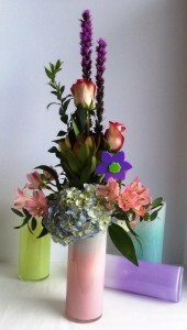 High Style Mother's Day Arrangement