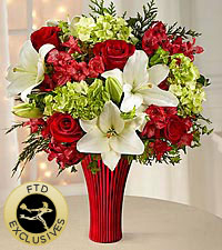 Holiday Celebration Arrangement