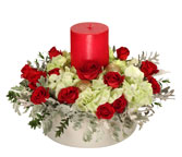 HOLIDAY MOTIF Centerpiece