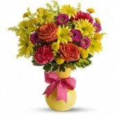 Hooray Bouquet Floral Vase