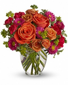 Orange Sweetness Arrangement