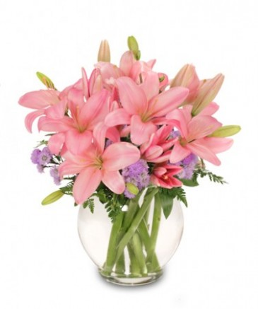 I Lily Love You Bouquet