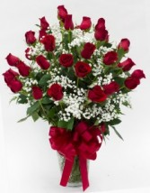 You're Always In My Heart!! Three Dozen Long Stem Roses!!