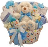 IT'S A BOY GIFT BASKET in Clarksburg, MD | GENE'S FLORIST & GIFT BASKETS