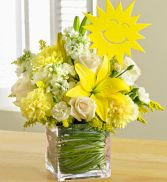It's Your Sunny Day! Fresh Arrangement in Miami, FL | THE VILLAGE FLORIST