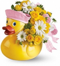 JUST DUCKY-GIRL