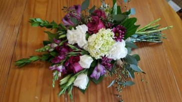 Just Right Hand Tied Bouquet