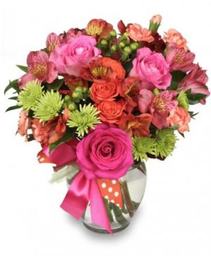 Language of Love Spring Flowers in Lincroft, NJ | Lincroft FAB Florist & Gifts/Silver Tulip Florist