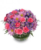 LAVENDER MIST Fresh Flowers in Burton, MI | BENTLEY FLORIST INC.