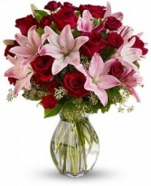 Lavish Love Bouquet  T5-1B in Fairbanks, AK | A BLOOMING ROSE FLORAL & GIFT