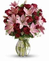 Lavish Love Valentine Arrangement